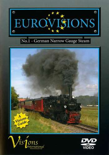 Eurovisions Volume 1 - German Narrow Gauge Steam