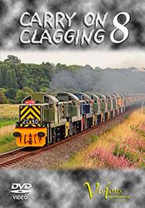 Carry On Clagging 8  - Diesel Edition