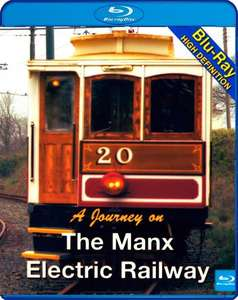A Journey on the Manx Electric Railway Blu-ray