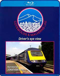 Cotswolds and Malverns Line - Driver's Eye View Blu-ray