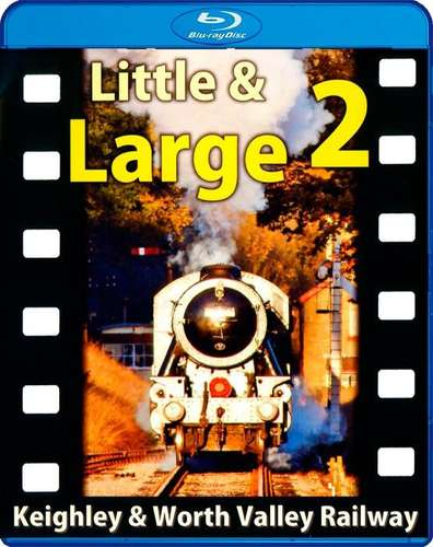 Little and Large 2 - Keighley and Worth Valley Railway - Blu-ray