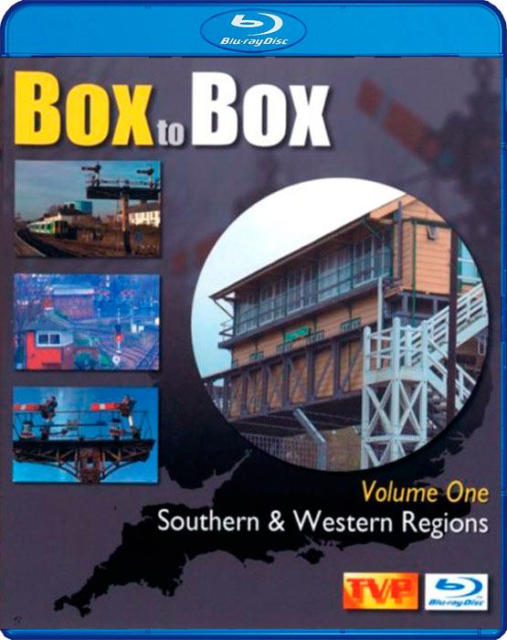 Box to Box Volume 1 - Southern and Western Regions - Blu-ray