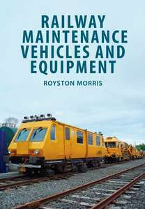 Railway Maintenance Vehicles and Equipment - Book
