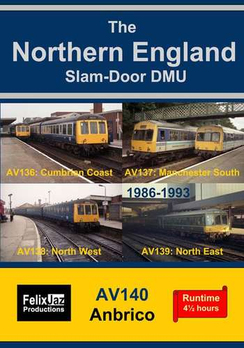 The Northern England Slam-Door DMU