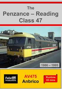 The Penzance - Reading Class 47
