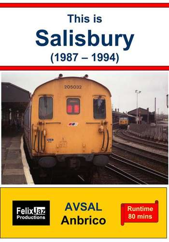 This is Salisbury - 1987 - 1994