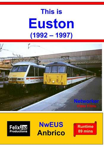 This is Euston 1992-1997