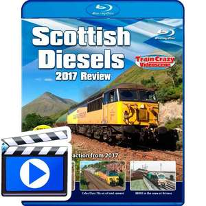 Scottish Diesels 2017 Review (1080p HD)