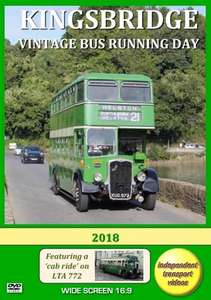 Kingsbridge Vintage Bus Running Day 2018
