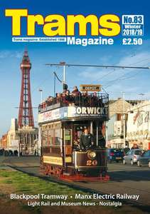TRAMS Magazine 83 - Winter 2018/19