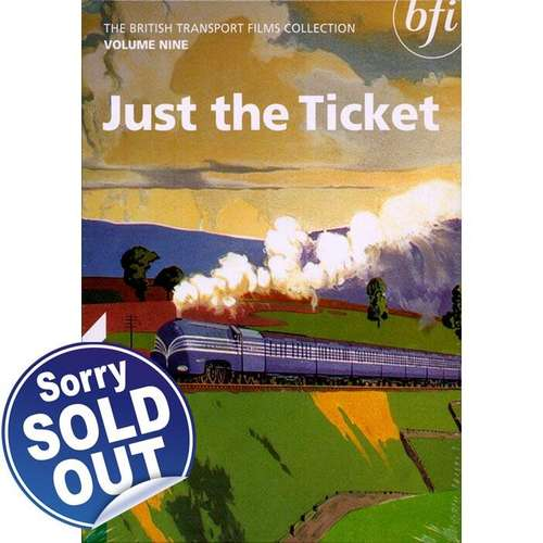 British Transport Films 9 - Just The Ticket