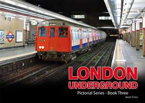 London Underground - Pictorial Series - Book Three