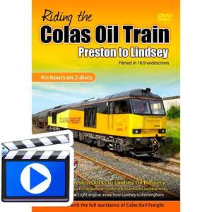 *Download* Riding the Colas Oil Train - Preston to Lindsey