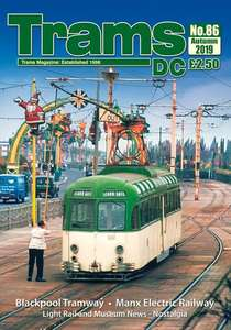 TRAMS DC Magazine 86 - Autumn 2019