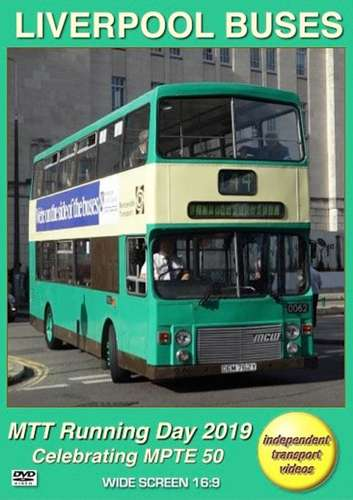 Liverpool Buses MTT Running Day 2019