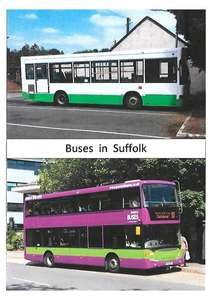 Buses in Suffolk