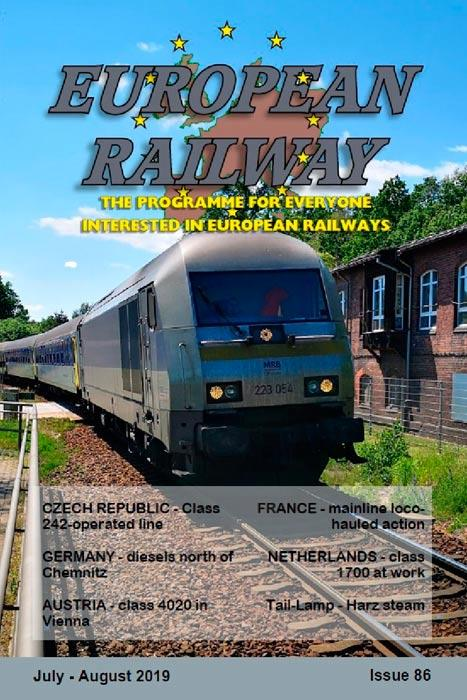 European Railway: Issue 86