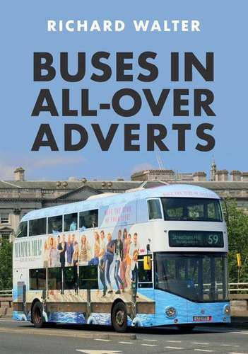 Buses in All-Over Adverts