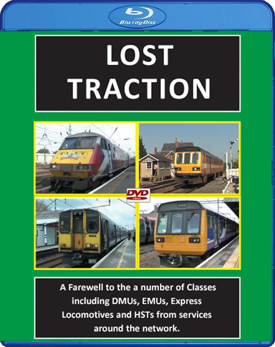 Lost Traction. Blu-ray