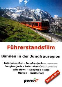 Trains in the Jungfrau Region