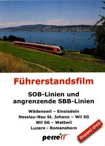 SOB Lines and adjacent SBB Lines