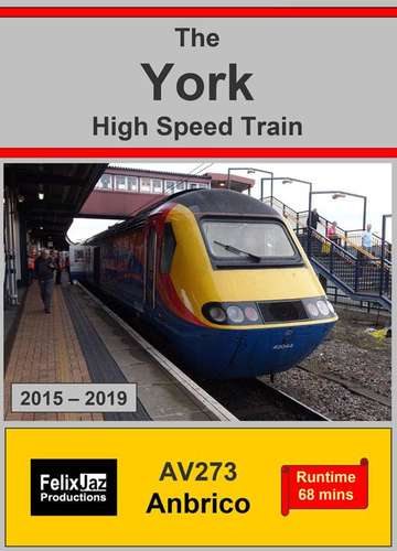 The York High Speed Train 2015 - 2019