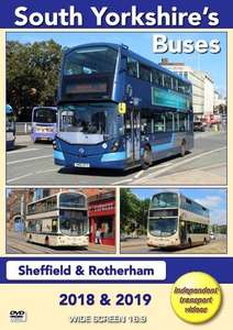 South Yorkshire's Buses 2018 & 2019: Sheffield & Rotherham