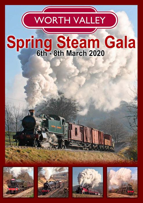 The Keighley & Worth Valley Railway Spring Steam Gala 2020