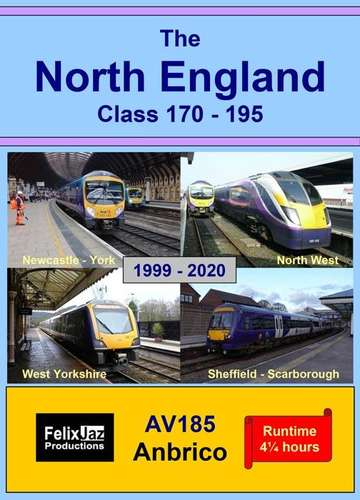 The North England Class 170 - 195