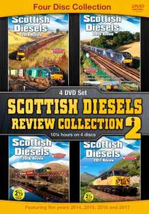 Scottish Diesels Review Collection No.2