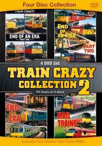 The Train Crazy Collection No.2