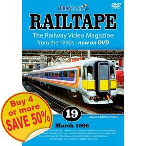 RAILTAPE No. 19 - March 1996