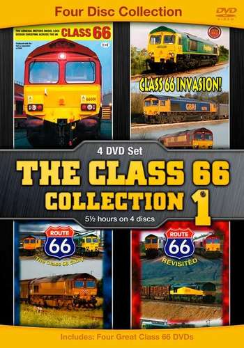 The Class 66 Collection No.1