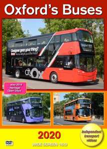 Oxford's Buses 2020