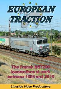 European Traction: SNCF BB7200