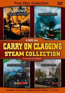 Carry on Clagging Steam Collection