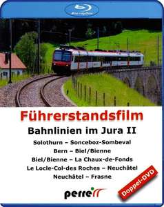 Railway lines in the Jura II. Blu-ray