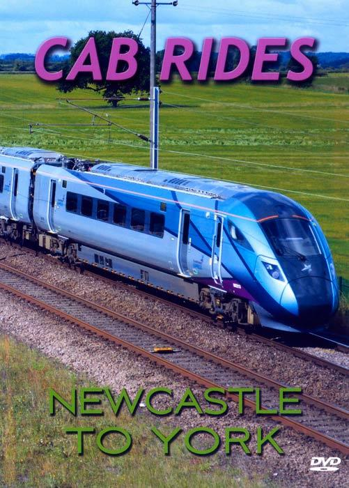 Cab Rides: Newcastle to York