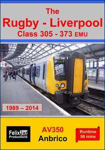 The Rugby-Liverpool Class 305-373 EMU