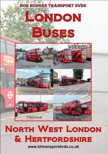 London Buses - North West London and Hertfordshire