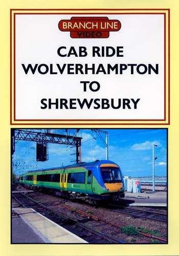 Cab Ride - Wolverhampton to Shrewsbury