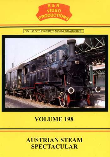Austrian Steam Spectacular - Volume 198
