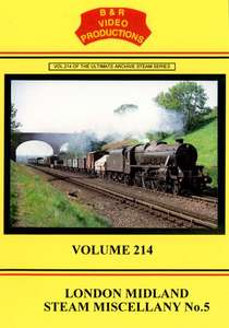 London Midland Steam Miscellany No.5 - Volume 214