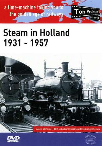 Steam in Holland  1931 - 1957