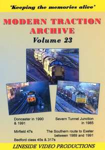 Modern Traction Archive: Volume 23