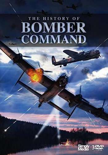 The History of Bomber Command DVD
