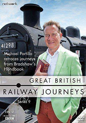 Great British Railway Journeys - The Complete Series 9
