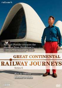 Great Continental Railway Journeys - Series 6