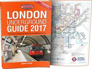 London Underground Guide 2017