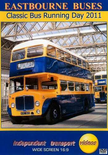 Eastbourne Buses - Classic Bus Running Day 2011